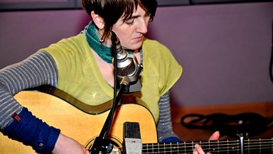 Image for Travelling Folk: Radio 2 Folk Awards and Karine Polwart Session Track