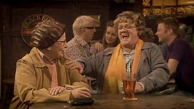 Image for Mrs Brown on Men