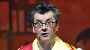 Image for Joe Pasquale phones into Steve Wright