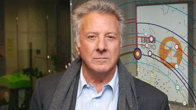 Image for Dustin Hoffman chats to Steve Wright