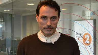 Image for Rufus Sewell chats to Steve Wright