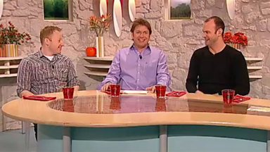 Image for James Martin answers your questions with Glynn Purnell and Kenny Atkinson