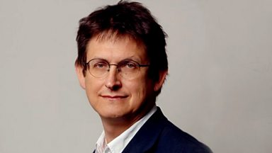 Image for Alan Rusbridger: Celebrity Interview