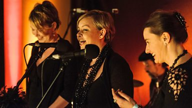 Image for The Bevvy Sisters - Celtic Connections session