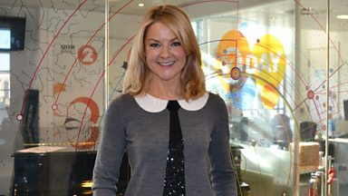 Image for Sarah Hadland talks to Graham Norton