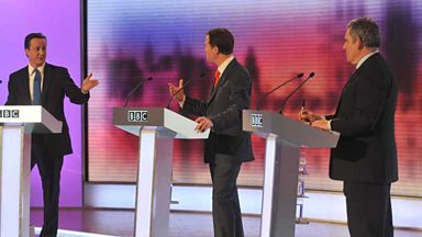 Image for The 2010 TV election debates were hailed as a success. So will they happen again? Leala Padmanabhan reports.