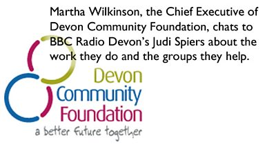 Image for Martha Wilkinson tells Judi about the work of DCF