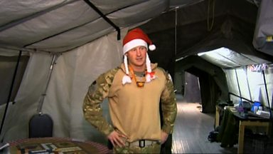 Image for Harry's Christmas in Afghanistan