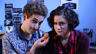 Image for WEB EXCLUSIVE: Looking After an Egg with Mike & Beth