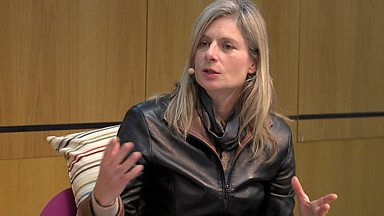 Image for Lisa Randall, Professor of Physics on Before the Big Bang