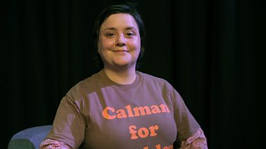 Image for Video: Susan Calman speaks out