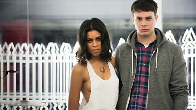 Image for AlunaGeorge perform at London's Hayward Gallery