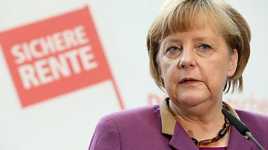 Image for Power List: Angela Merkel