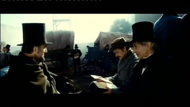 Image for Filming 'Lincoln'
