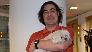 Image for Micky Flanagan chats to Graham Norton