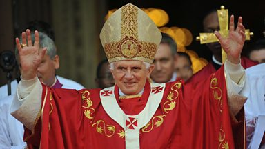 Image for Pope Benedict: