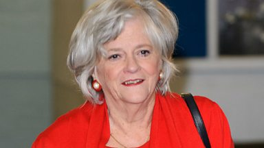 "Image for Ann Widdecombe ""surprised"" by Pope Benedict resignation"