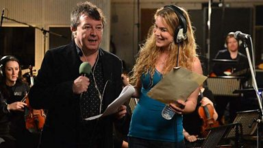 Image for Joss Stone joins Stuart Maconie in Studio 2