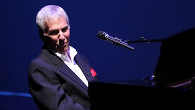 Image for Burt Bacharach speaks to Jo Whiley
