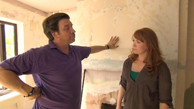 Image for Nick Knowles tries to change the design