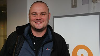 Image for Al Murray chats to Steve Wright