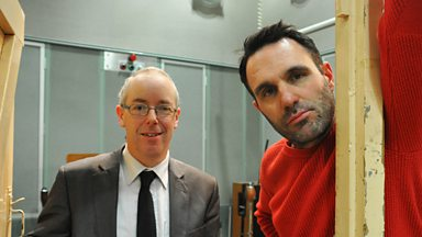 Image for Shaun Keaveny Tours Maida Vale: Sound Effects