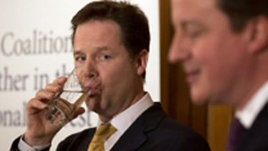 Image for Eastleigh byelection - a crucial test for Cameron and Clegg