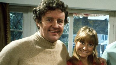 Image for Actor Richard Briers