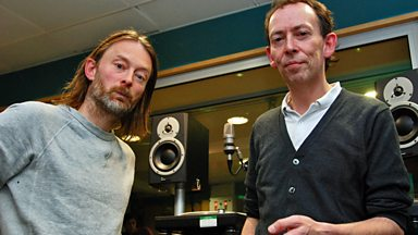 Image for Thom Yorke in conversation with Steve Lamacq