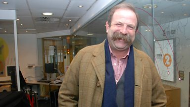 Image for Dick Strawbridge chats to Steve Wright