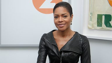 Image for Naomie Harris chats to Steve Wright about Skyfall