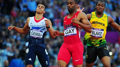 Image for Adam Gemili: Lessons learnt at London 2012