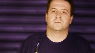 Image for Mark Thomas: Celebrity Interview