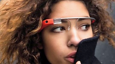Image for A glimpse of Google's glasses plus other tech news