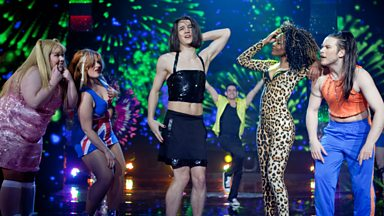 Image for Waterloo Road as the Spice Girls