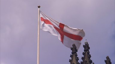 Image for Saint George as a symbol of English identity