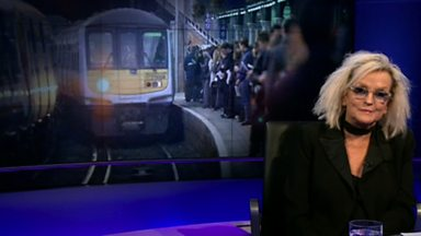 Image for Newsnight with Annie Nightingale!