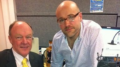 Image for Police & Crime Commissioner Martin Surl answers listener q's