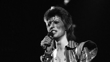 Image for Bowie on Bowie - Ziggy
