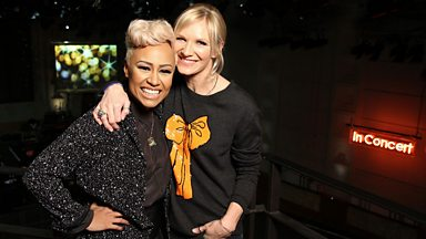 Image for Emeli Sandé chats to Jo Whiley
