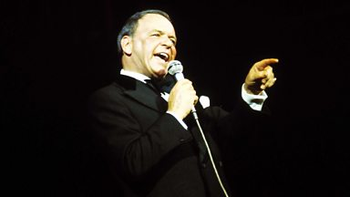 Image for Frank Sinatra is nominated for the Singers Hall of Fame