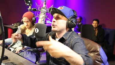 Image for K Koke Radio 1 Review Show Freestyle
