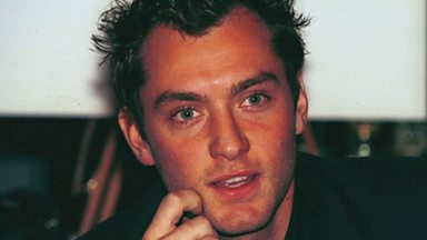 Image for Jude Law chats to Shaun