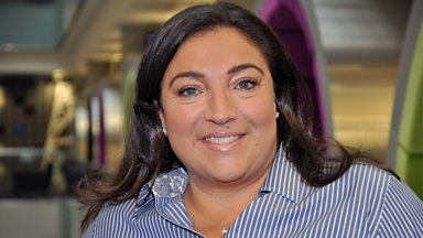 Image for Nanny, Jo Frost answers your questions on tackling tantrums