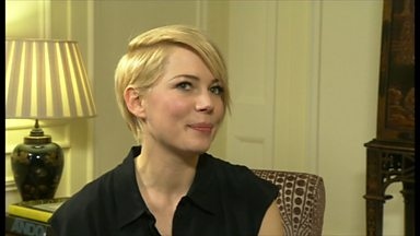 Image for Charlie chats to Golden Globe winner Michelle Williams about the wonderful world of Oz