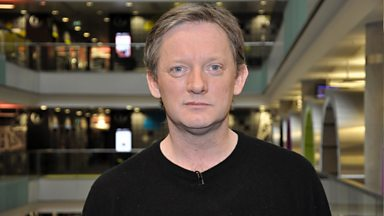 Image for Murder on the Isles. Actor, Douglas Henshall talks about playing Jimmy Perez in the new drama 'Shetland'