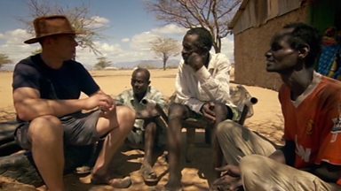 Image for Richard meets herders whose lives have been devastated by drought