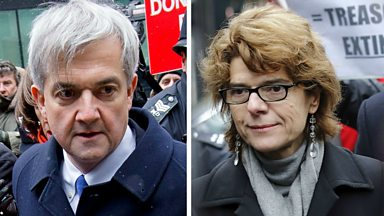 Image for Huhne and Pryce will be treated as 'suicide risks'