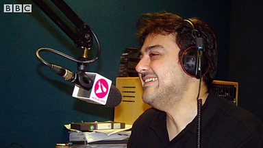 Image for Adnan Sami talks to Bobby Friction