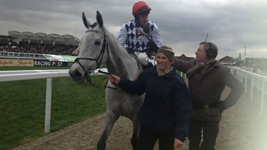 Image for Barry Geraghty: Simonsig